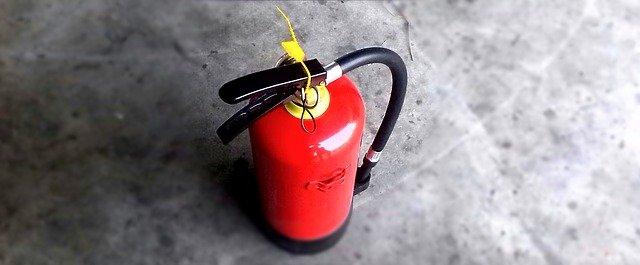 מטף כיבוי אש